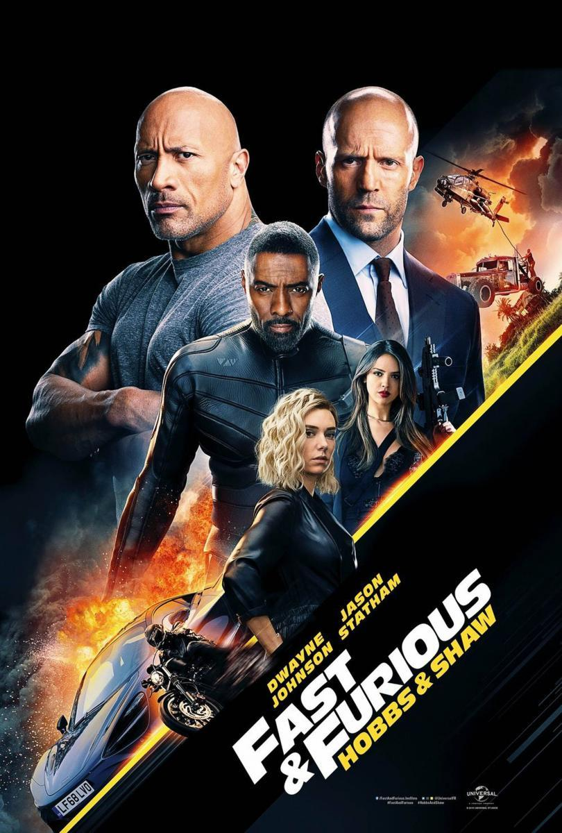 Download Fast and Furious Presents Hobbs and Shaw (2019) Full Movie in Hindi Dual Audio BluRay 1080p [4GB]