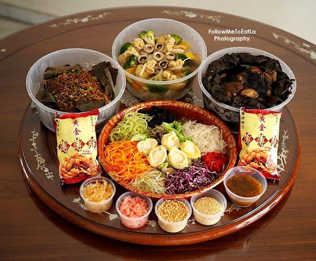 PURPLE CANE TEA CUISINE Offers Chinese New Year Festive Menu 2021