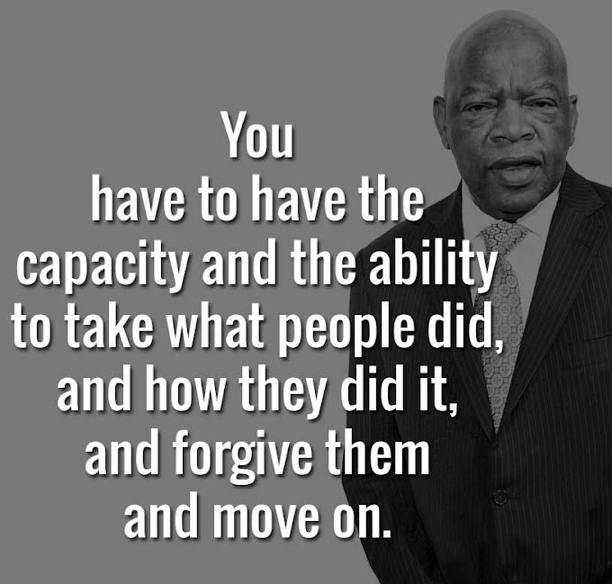 20 John Lewis Quotes | Get Into 'Good Trouble' | Quotesonlife.com