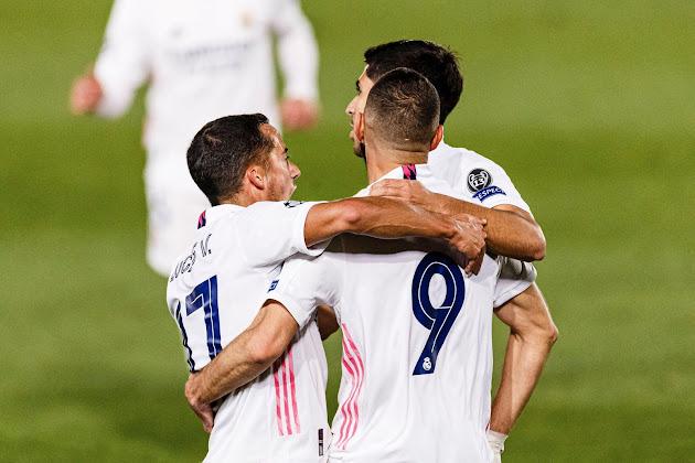 تشكيلة ريال مدريد الرسمية لمواجهة اشبيلية اليوم السبت في الدوري الاسباني
