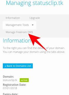 Blog me domain add kaise kare 5