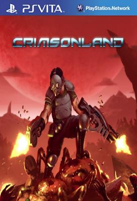Crimsonland [PSVita][USA][HENkaku][Mega]