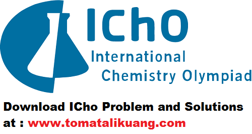 [Download] IChO 1968 - 2020 Problems & Solutions PDF (International Chemistry Olympiad)