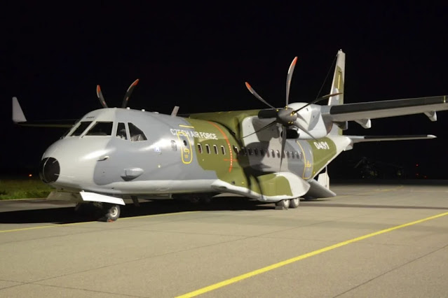 vận tải quân sự Airbus C295MW