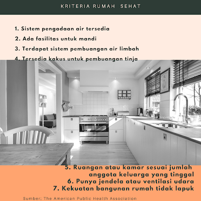 Kriteria rumah sehat