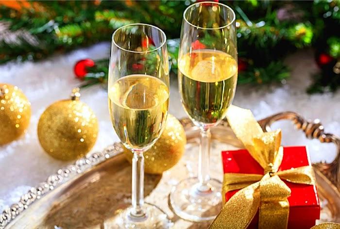 Шампанское пейте - и богатейте! Чудесный обряд для достатка