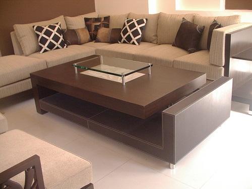 Modern Side Living Room Center Table Designs - Home Cheap ...