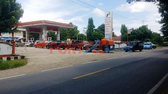 SPBU Kecamatan Ponrang Dikeluhkan Pengendara, Diduga Kuat Didominasi Pertamini