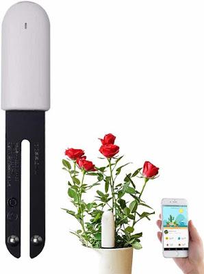 Smart Plant Monitor 4 in 1 con Bluetooth