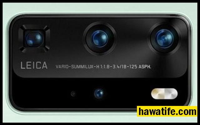 Huawei P40 Pro هواوي بي 40 تسريبات