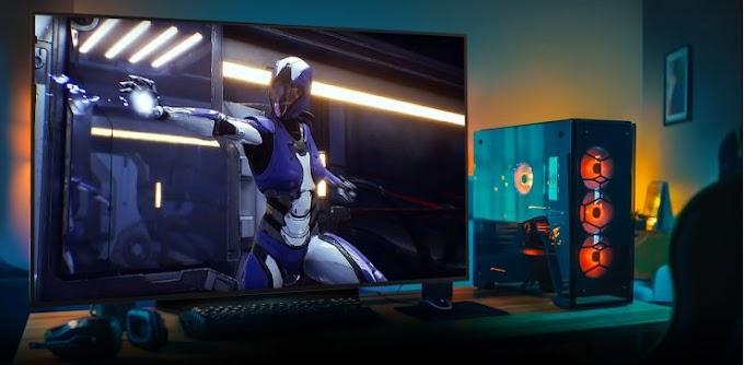 OLED CX 48'' - Η νέα πρόταση της LG για ατελείωτο gaming!
