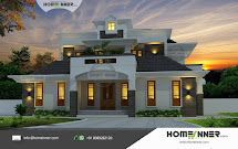 Architecture Design Kerala House Modern