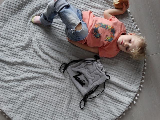 plecak worek dla dziecka 8