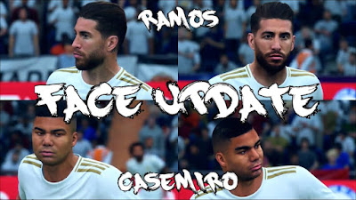 you need to use latest version of Frosty Mod Tools Update, FIFA 19 Faces Sergio Ramos & Casemiro by CrazyRabbit