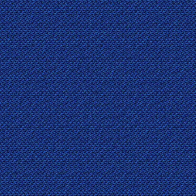 Seamless blue woven fabric texture 100% zoom