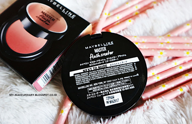 MAYBELLINE MASTER FLUSH CREATOR - NEXT TO NUDE