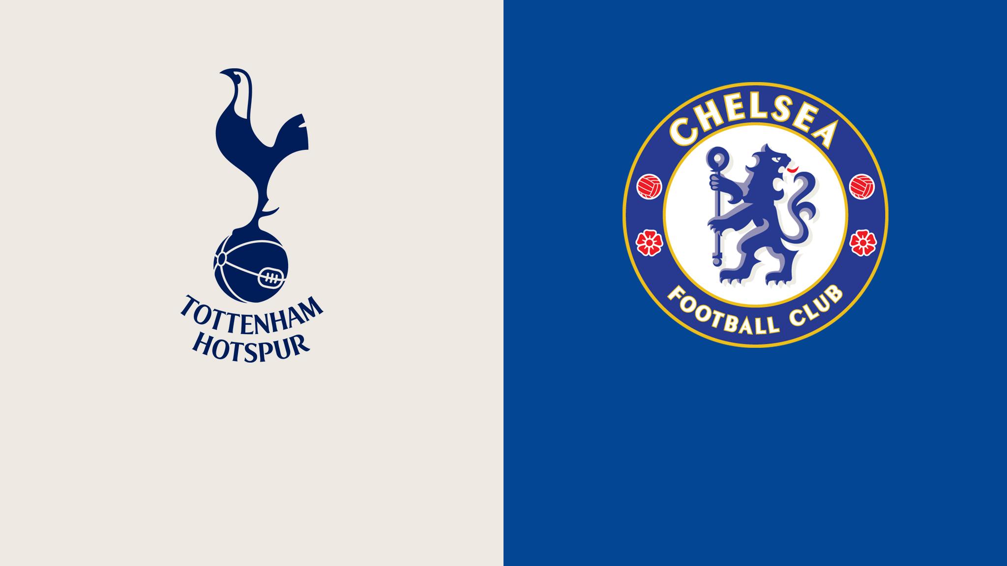 Tottenham vs Chelsea footem