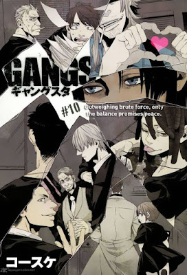 Download Gangsta  Episode 1 - 12  Subtitle Indonesia
