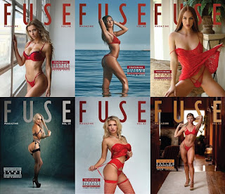 Fuse Magazine USA – Full Year 2019 Collection
