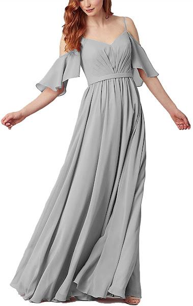 Good Quality Cheap Chiffon Bridesmaid Dresses