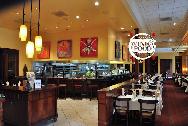 Restaurante Roy's em las Vegas