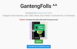 Gantengfollows. com