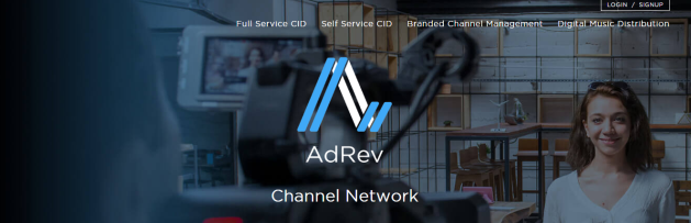 5. AdRev - Monetize YouTube Videos