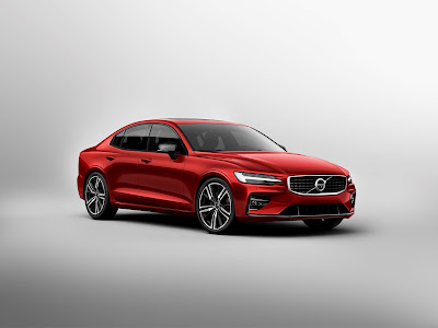 The New Volvo S60 2019 Photos Gallery
