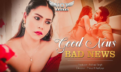 Good News Bad News 2020 WEB-DL 190MB Hindi 720p