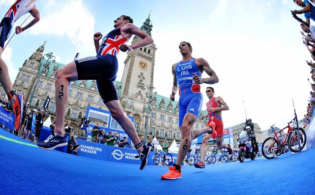 Las Series Mundiales de Triatlón son canceladas