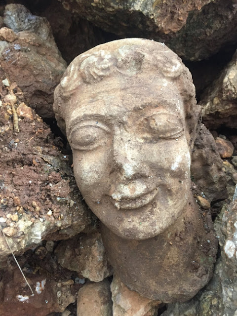 Greek authorities seize rare 6th century BC kouros head in Corinth