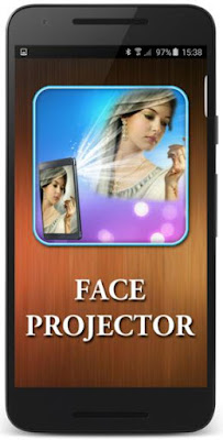 Face Projector Simulator