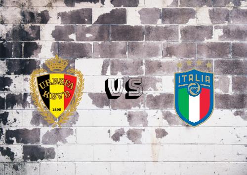 Bélgica vs Italia  Resumen y Partido Completo