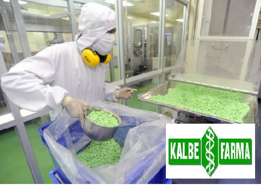 Lowongan Kerja SMA SMK D3 S1 PT. Kalbe Farma Manufacturing Tbk, Jobs: Receptionist, Engineering Supervisor.