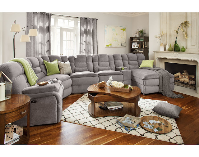 Living Room Sets - The Big Softie Collection