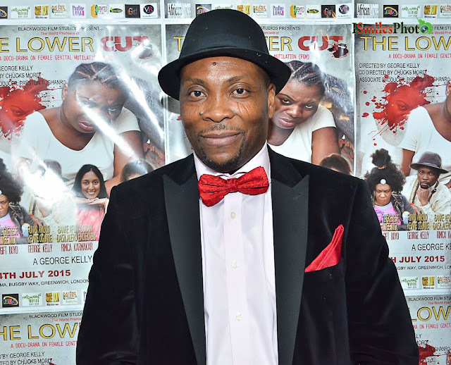 George Kelly Nollywood Director The Lower Cut Movie