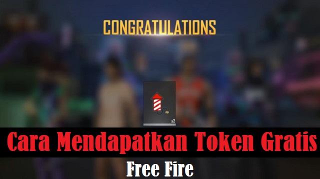 Cara Mendapatkan Free Fire Token Gratis