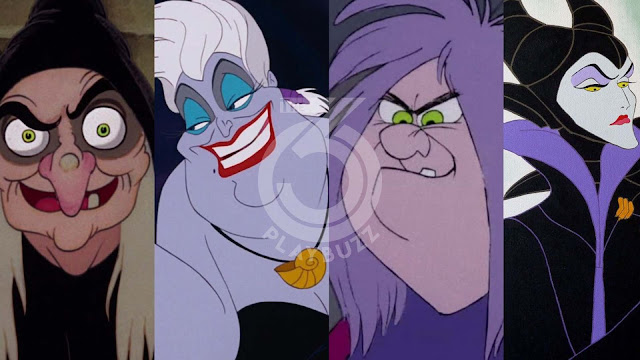 What Disney Witch are you?
