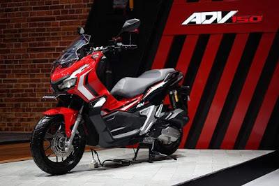 Honda ADV150 dikabarkan akan hadir di Amerika