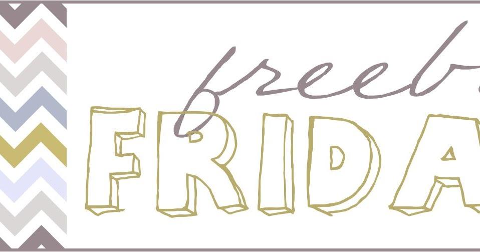 Nestling Friday Freebie Diy Chalkboard Labels