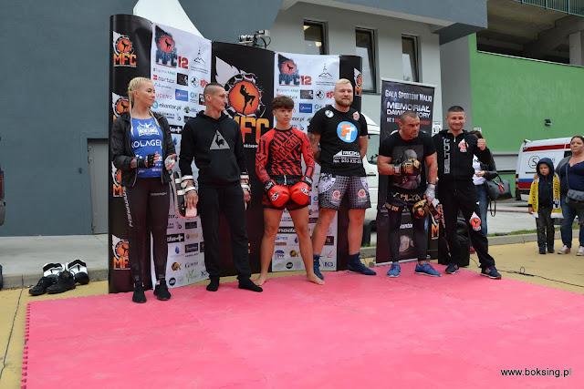 MFC 12, Zielona Góra, Tomasz Makowski, sporty walki, Szmajda, Jędrzejczyk, Czerwińska, Bodnar, kickboxing, K-1, Zielona Góra, Sulechowska, CRS