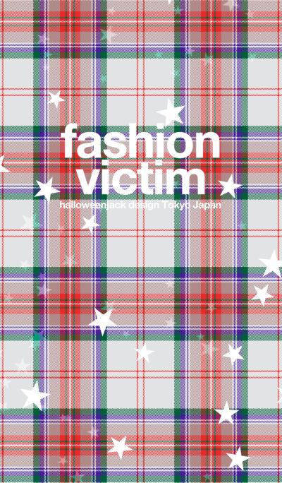 Fashion Victim #04 *star and tartan