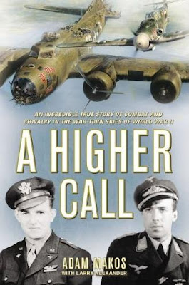 A Higher Call by Adam Makos and Larry Alexander - book cover