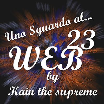 Uno sguardo al #web N° 23