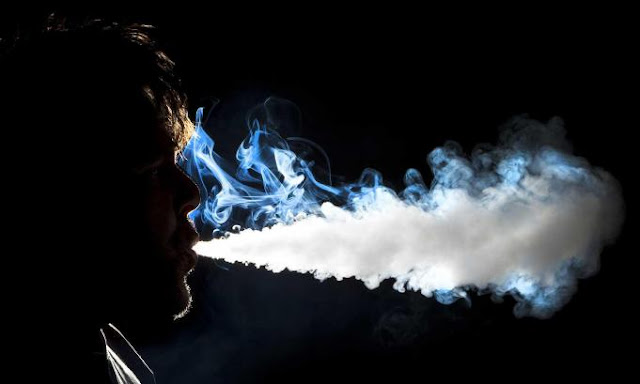 Hasil Penelitian: Vape Lebih Aman Ketimbang Rokok