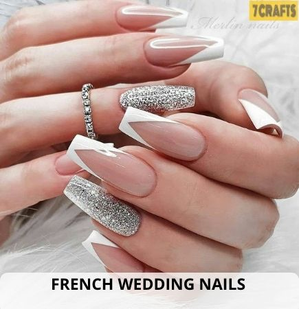 French wedding nail trends 2021