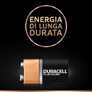 duracell 9v plus power long