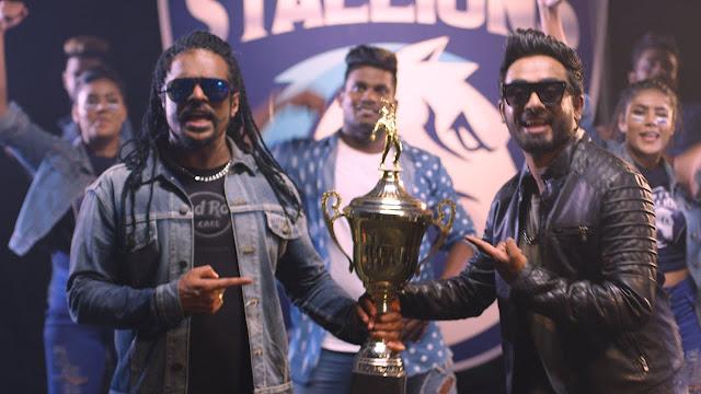 Vaadaa Macha ( Jaffna Stallions' Theme Song ) Song Lyrics - වාඩා මචා ( Jaffna Stallions' Theme Song ) ගීතයේ පද පෙළ