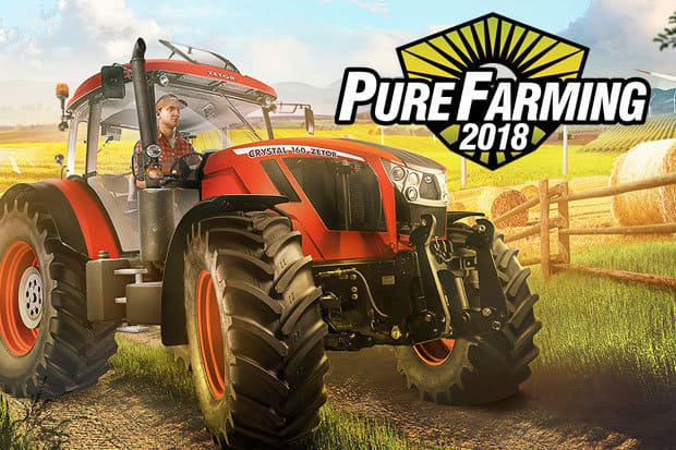 تحميل لعبة Pure Farming 2018