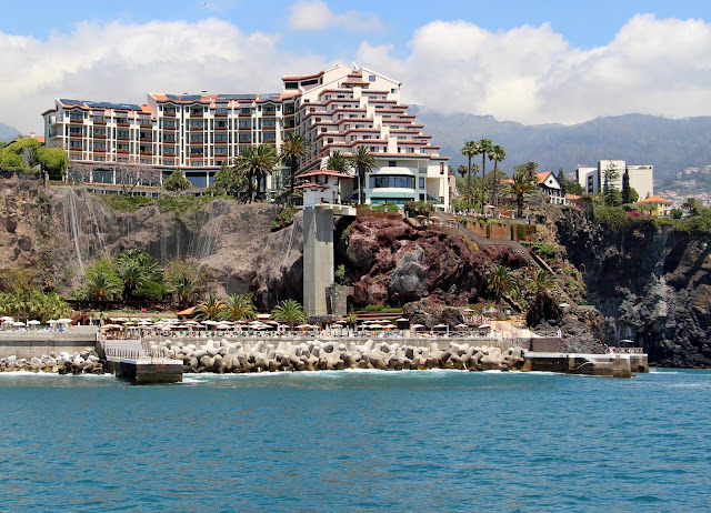 The Cliff Bay, one of the best hotels in Madeira